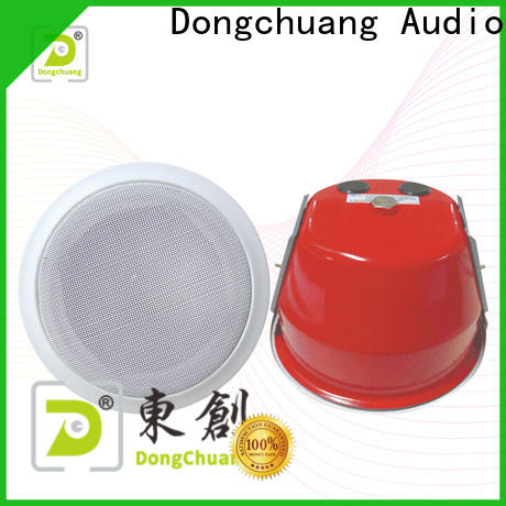 Dongchuang popular home ceiling speaker system wholesale for professional use