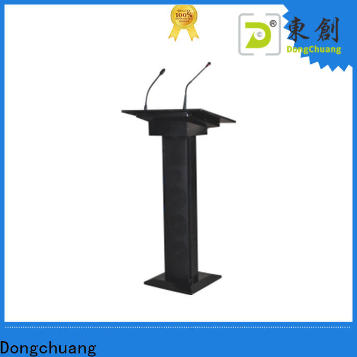 Dongchuang sound lectern supplier for concert
