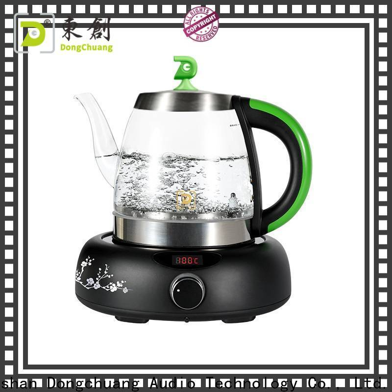 Dongchuang low-cost musical teapot set manufacturer for bar