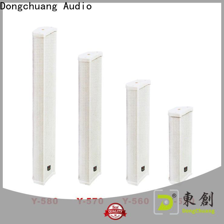 durable column array loudspeaker wholesale for concert