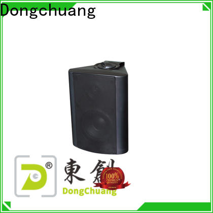Dongchuang low profile wall speakers company for business