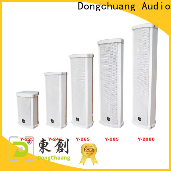 hot selling column array loudspeaker series for professional use