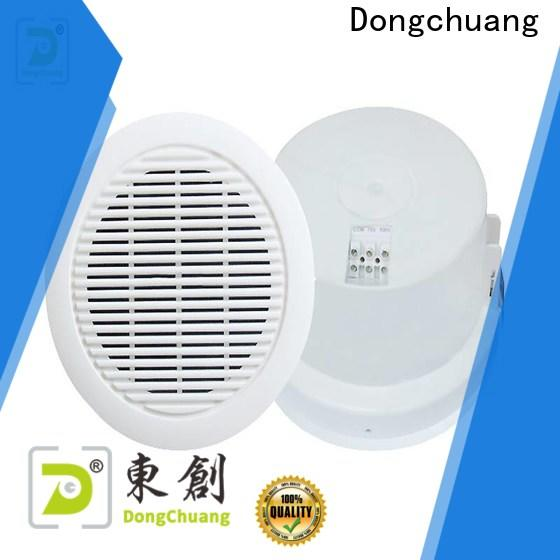 low-cost bluetooth ceiling speaker system directly sale for karaoke