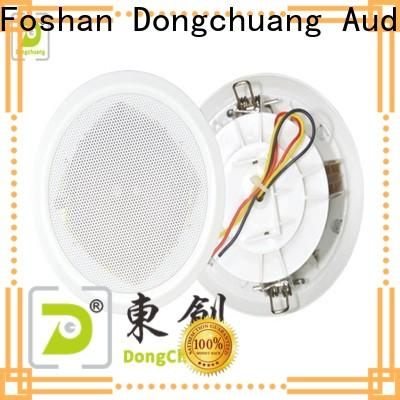 low-cost low profile ceiling speakers factory direct supply for bar