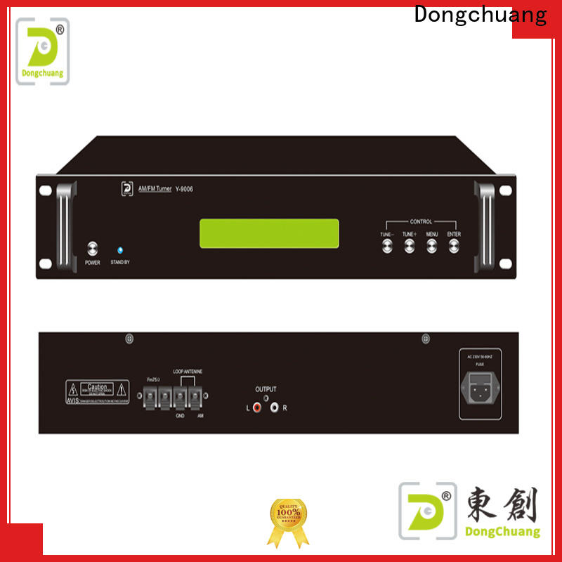 durable am fm stereo tuner suppliers for professional use