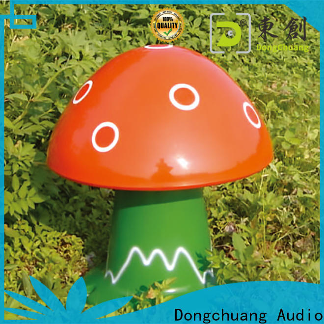 Dongchuang best garden speakers supplier for performance