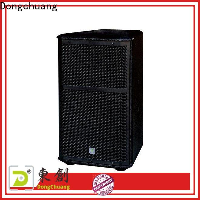 practical professional audio speakers best supplier for concert