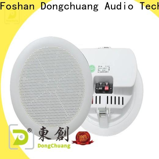Dongchuang best home ceiling speakers best manufacturer for concert