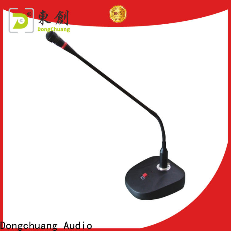 Dongchuang hot selling on desk microphone series for home use