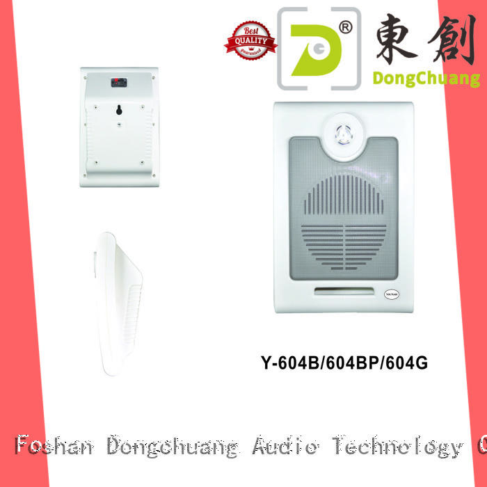 practical wall speakers for tv directly sale for karaoke