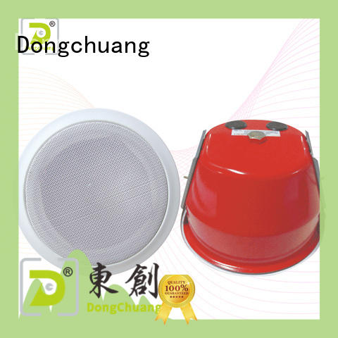 Dongchuang wireless ceiling speakers design for home use