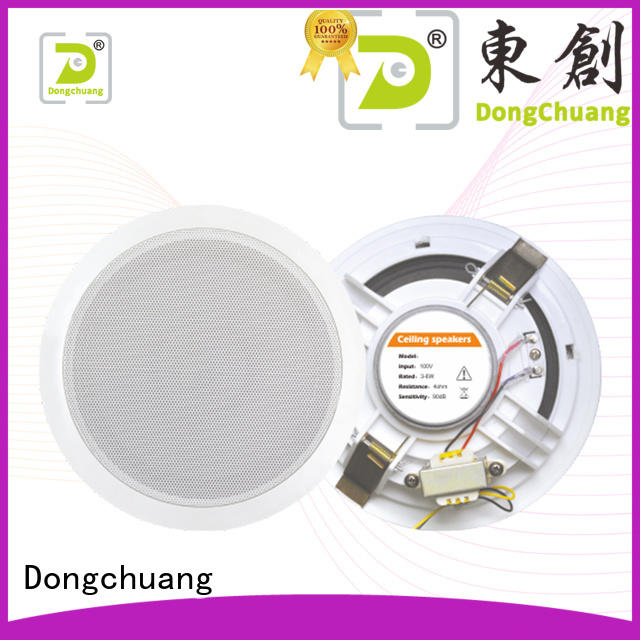Dongchuang indoor ceiling speakers series for good sound quality
