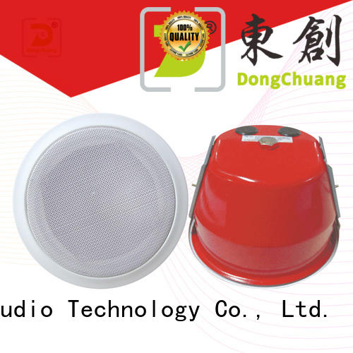 Dongchuang bluetooth ceiling speakers inquire now bulk production
