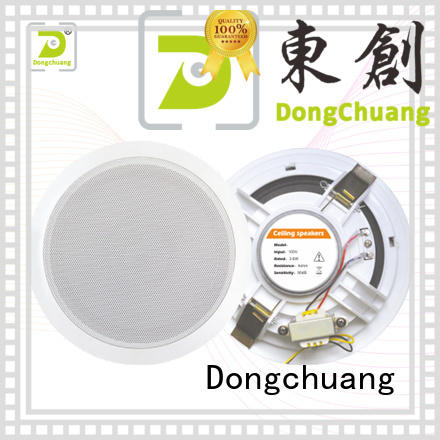 Dongchuang commercial ceiling speakers on sale for professional use
