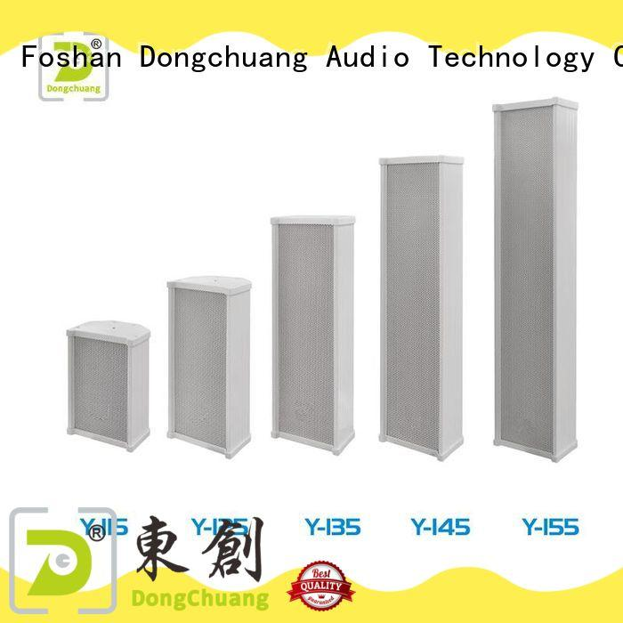 Dongchuang column loudspeaker factory direct supply for show