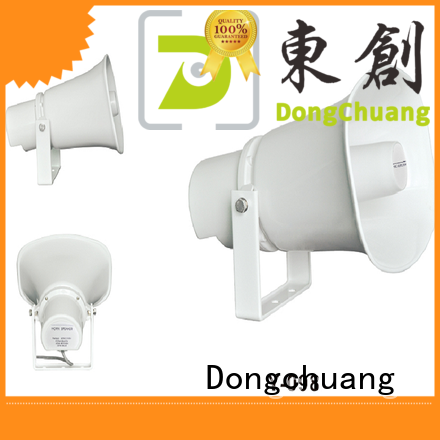 Dongchuang factory price power horn speaker bulk buy for professional use