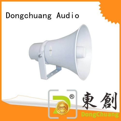 Dongchuang amplifier horn speaker best manufacturer bulk production