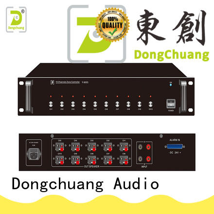 Dongchuang types of public address systems best supplier bulk production