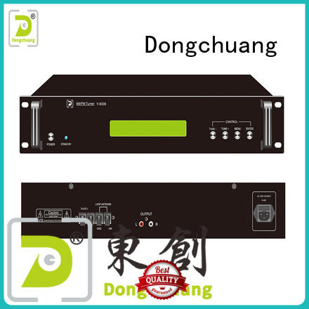Dongchuang hot selling good pa system directly sale for show