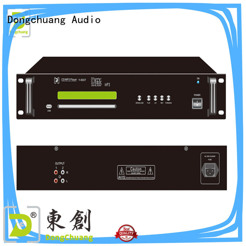 Dongchuang worldwide multi zone amplifier wholesale for home use