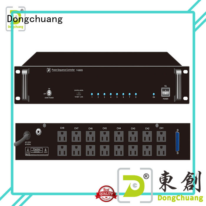 Dongchuang worldwide types of public address systems company for commercial