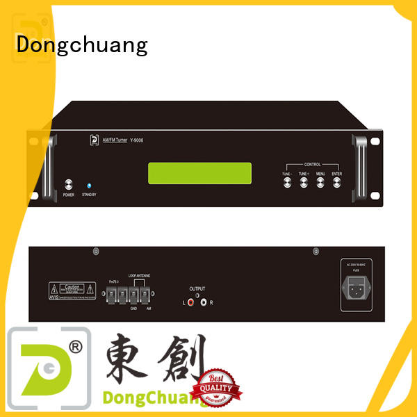 stable stereo pa system factory for bar