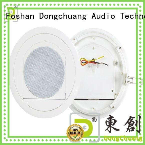 Dongchuang top selling outdoor ceiling speakers best manufacturer for concert