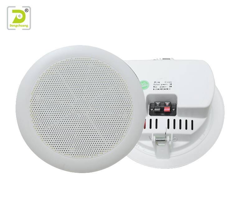 High end ceiling speaker Y-005 Y-006