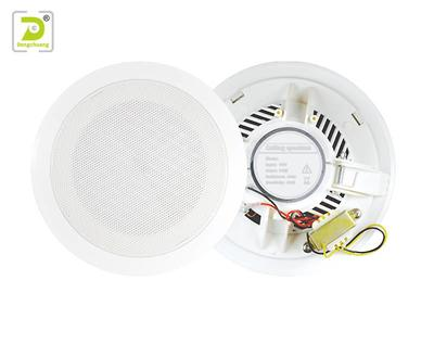 High quality ceiling speaker sound system ceiling speakers Y-060
