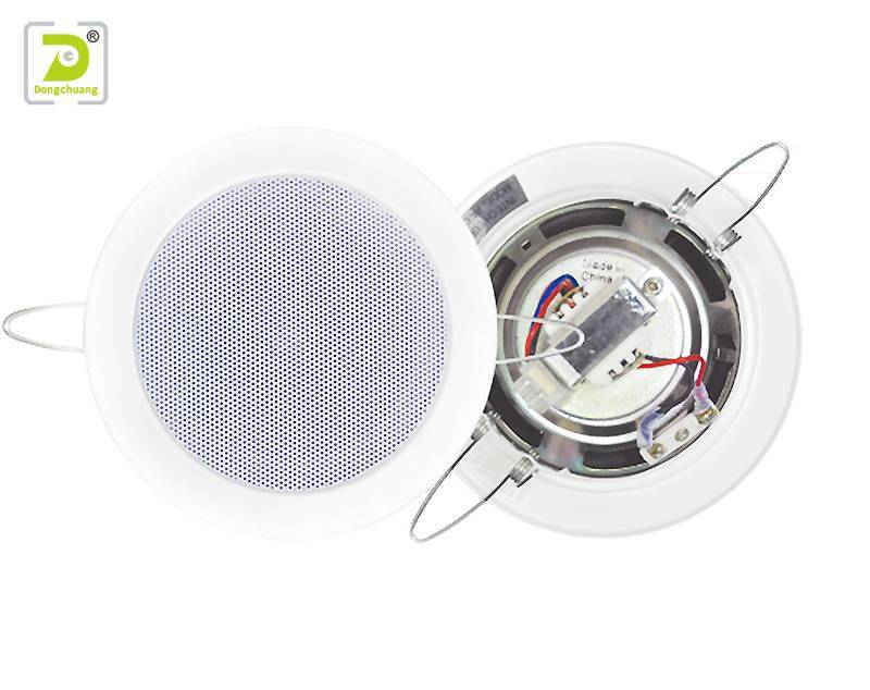 Ceiling mounted speakers bathroom bedroom ceiling speakerY-204B Y-204C