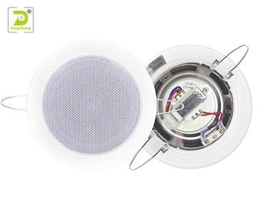 Ceiling mounted speakers bathroom bedroom ceiling speakerY-204B Y-204C