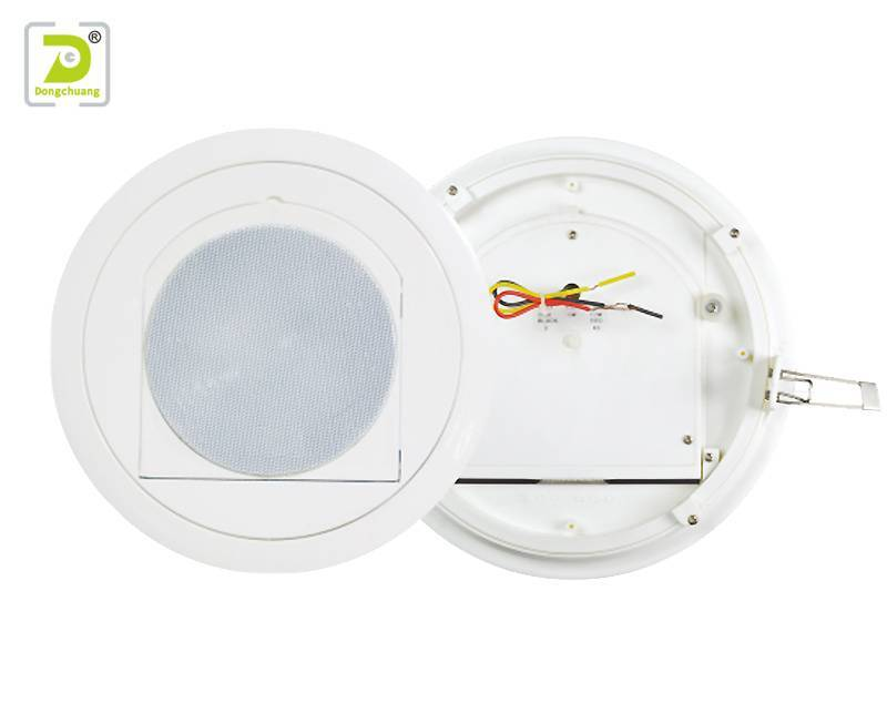 Rotary ceiling speaker in ceiling surround speakers Y-300