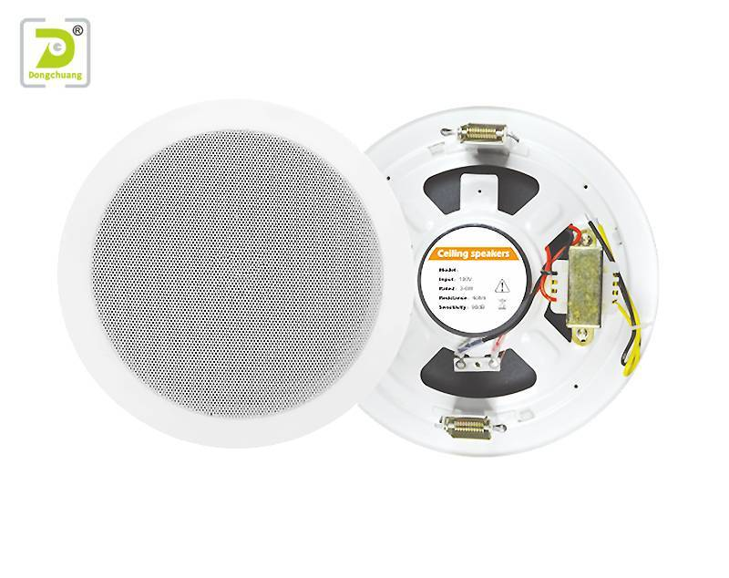High quality ceiling speaker home surround sound ceiling speakers Y-506