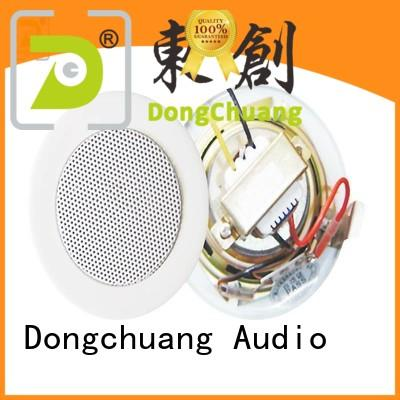 Dongchuang professional bluetooth ceiling speaker system on sale for performance