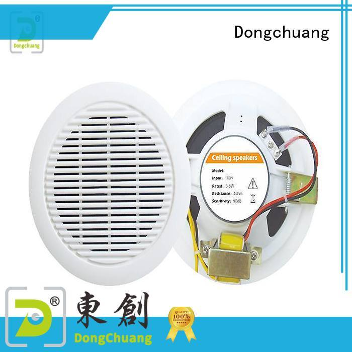 Dongchuang in ceiling surround speakers best supplier for club