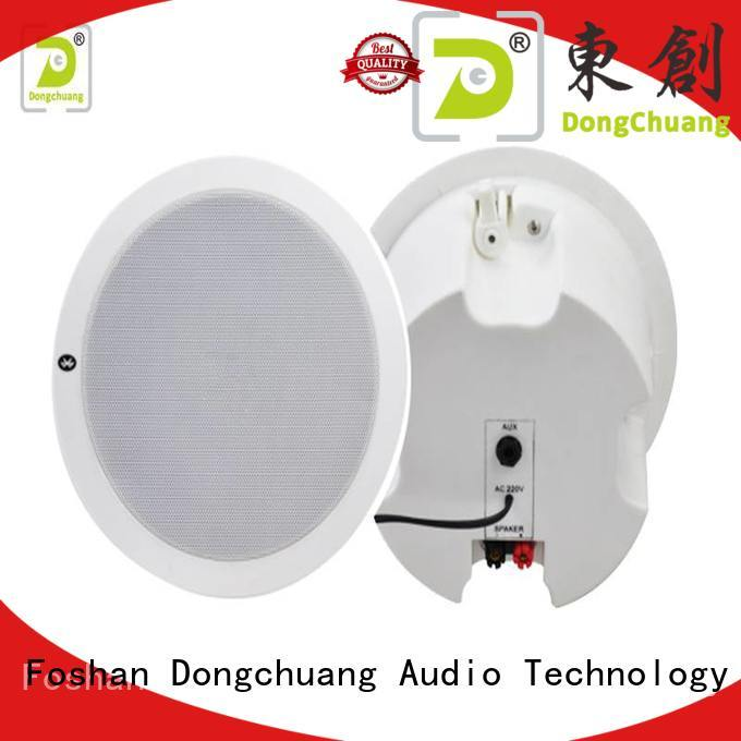 wholesale ceiling speaker system on sale for professional use