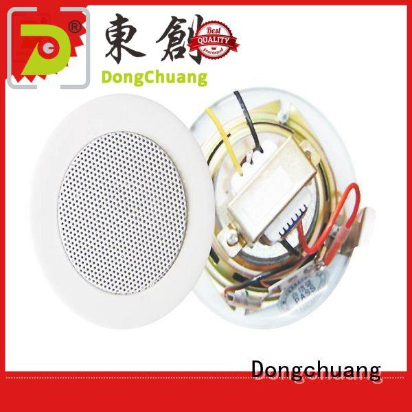 Dongchuang best ceiling speakers online for performance
