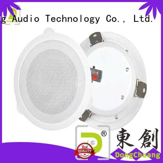 quality in wall ceiling speakers factory bulk production