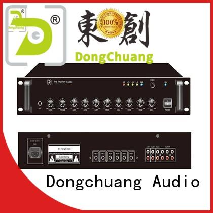 Dongchuang best pre amps from China for KTV