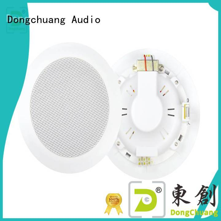 Dongchuang bathroom ceiling speakers best supplier bulk production