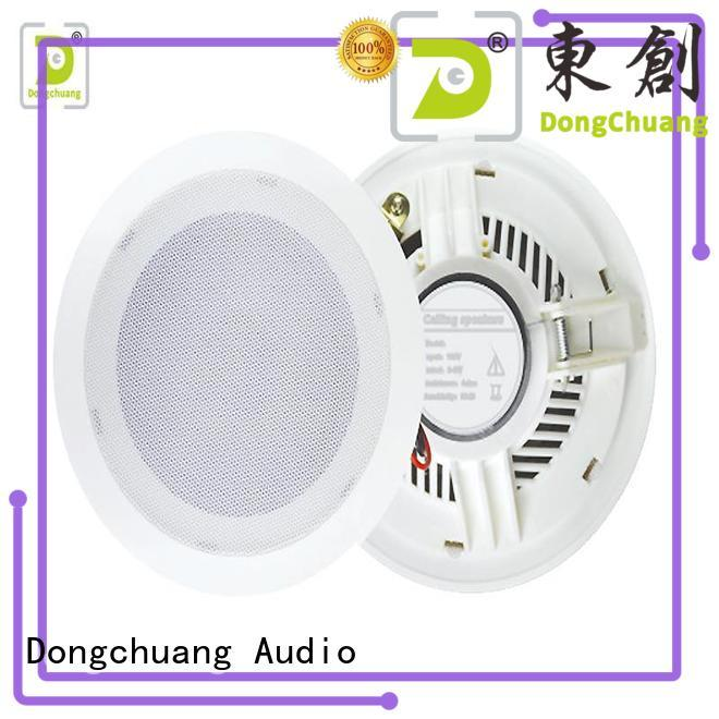 popular round ceiling speakers from China for professional use