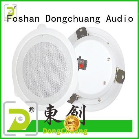 Dongchuang energy-saving commercial ceiling speakers supply for business