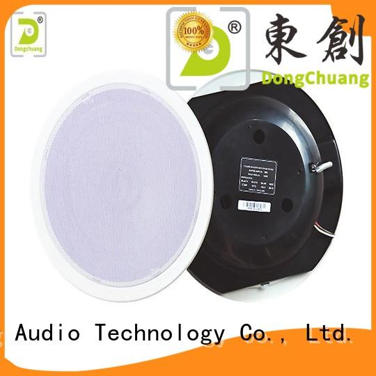 Dongchuang bluetooth ceiling speaker system manufacturer for home use