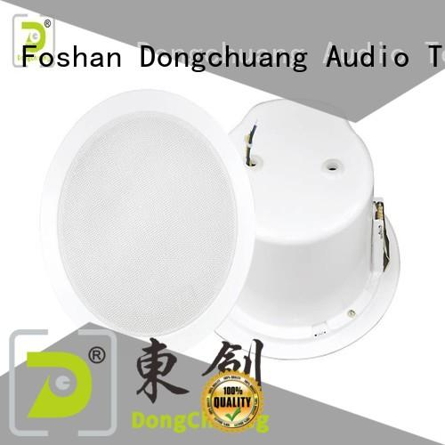 Dongchuang bathroom ceiling speakers on sale for concert