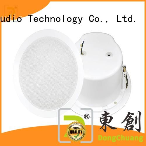 Dongchuang high-quality bathroom ceiling speakers best manufacturer for performance
