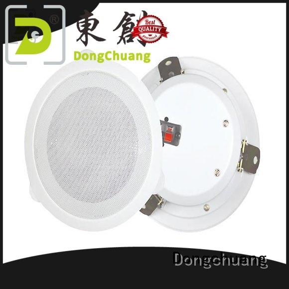 Dongchuang wholesale wireless bluetooth ceiling speakers on sale for concert