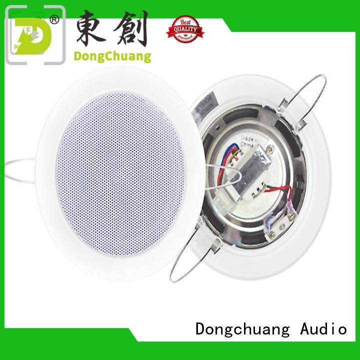 Dongchuang professional wireless bluetooth ceiling speakers promotion for professional use