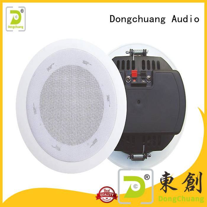 Dongchuang ceiling mount bluetooth speakers supplier for concert