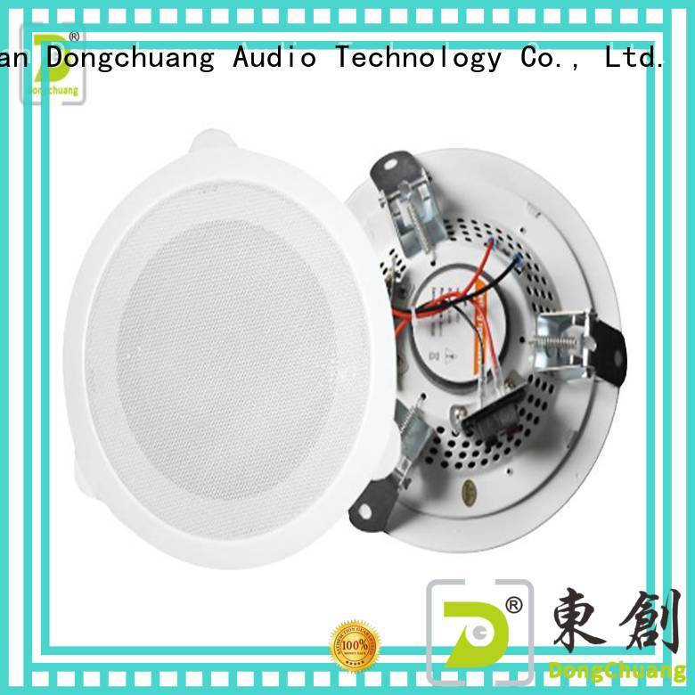 Dongchuang professional commercial ceiling speakers online for performance