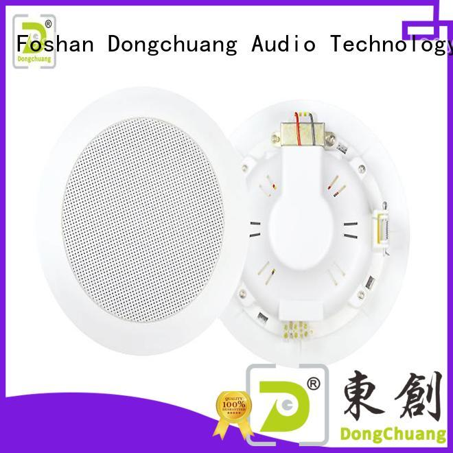 Dongchuang stereo home ceiling speaker system online for home use